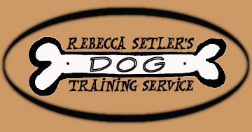 Rebecca Setler Dog Training Service logo