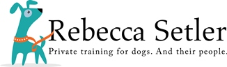 Rebecca Setler's Dog Training Service logo